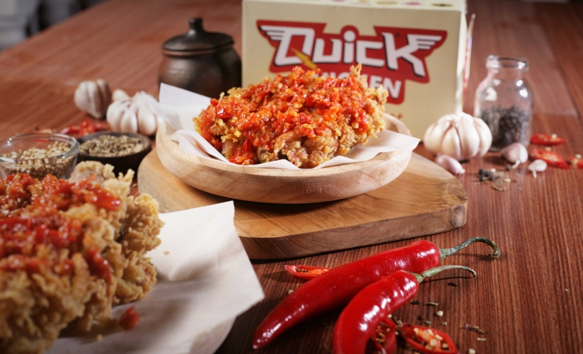 Quick Chicken Indonesia | Everyone Can Eat
